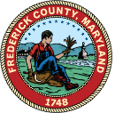 Frederick County Maryland Government Seal