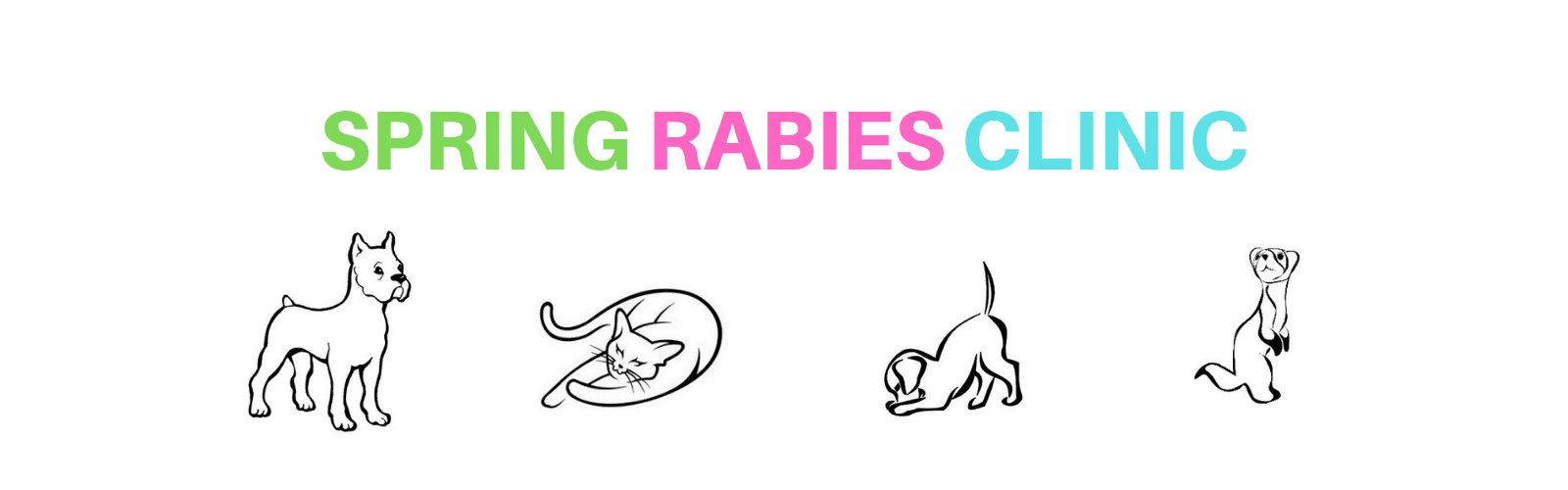 Spring Rabies Clinic