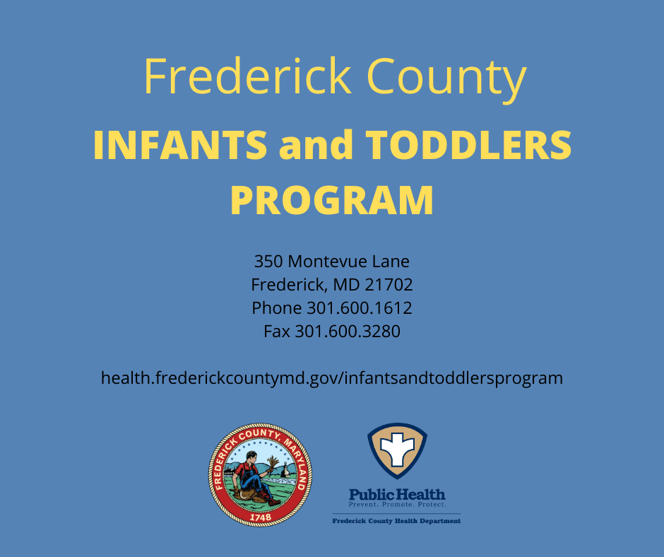 INFANTS and TODDLERS PROGRAM