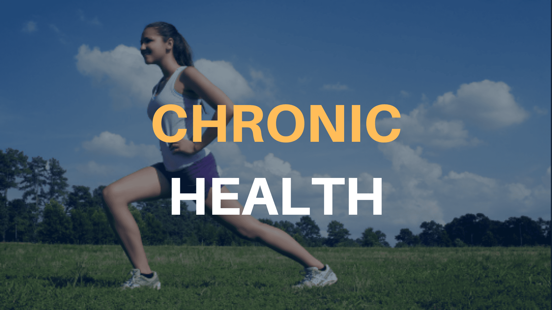 Chronic Health Opens in new window